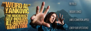 Weird Al Yankovic @ The Orpheum | Wichita | Kansas | United States